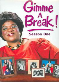 Gimme a Break:Season One - (Region 1 Import DVD)