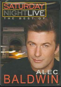 SNL: The Best of Alec Baldwin - (Region 1 Import DVD)