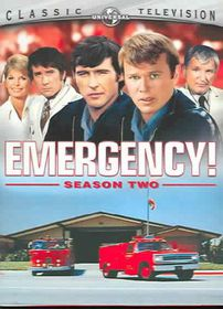 Emergency:Season Two - (Region 1 Import DVD)
