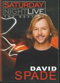 SNL: The Best of David Spade - (Region 1 Import DVD)