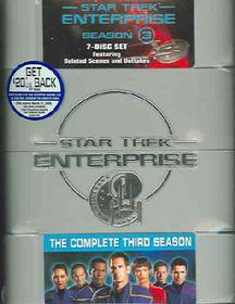 Star Trek:Enterprise Season 3 - (Region 1 Import DVD)