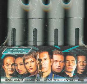 Star Trek:Enterprise Complete Series - (Region 1 Import DVD)