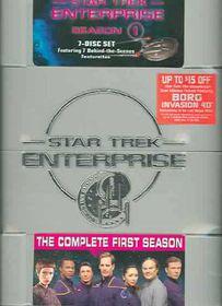 Star Trek:Enterprise Season 1 - (Region 1 Import DVD)