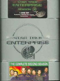 Star Trek:Enterprise Season 2 - (Region 1 Import DVD)