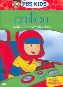 Caillou:Caillou the Everyday Hero - (Region 1 Import DVD)