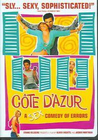 Cote D'azur - (Region 1 Import DVD)