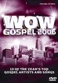 WOW Gospel 2006 - Various Artists (DVD)