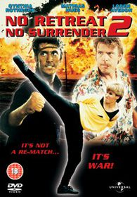 No Retreat No Surrender 2 - (Import DVD)
