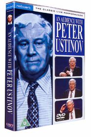 Peter Ustinov-An Audience With - (Import DVD)