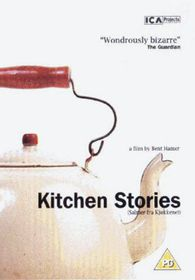Kitchen Stories - (Import DVD)
