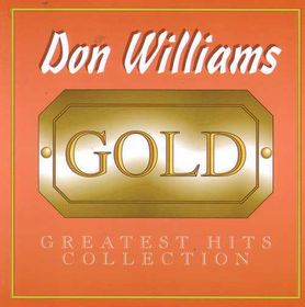 Don Williams - Gold - Greatest Hits Collection (CD)