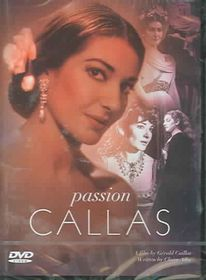 Passion Callas - (Region 1 Import DVD)