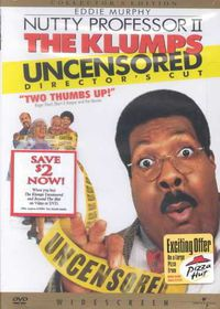 Nutty Professor II:Klumps Uncensored - (Region 1 Import DVD)