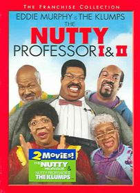 Nutty Professor I & II - (Region 1 Import DVD)