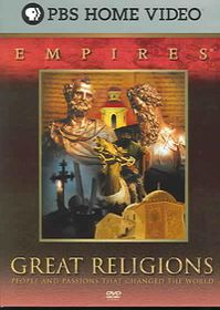 Empires:Great Religions - (Region 1 Import DVD)