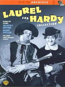 TCM Archives: Laurel and Hardy Collection - (Region 1 Import DVD)