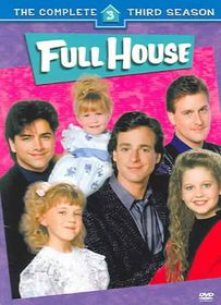 Full House:Complete Third Season - (Region 1 Import DVD)
