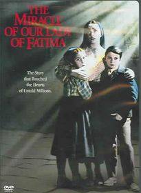Miracle of Our Lady Fatima - (Region 1 Import DVD)