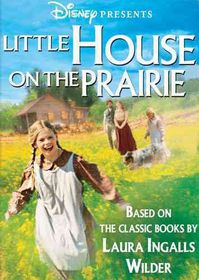 Little House on the Prairie - (Region 1 Import DVD)