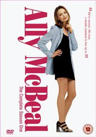 Ally Mcbeal – Complete Season 1 (Import DVD)