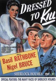 Sherlock Holmes - Dressed to Kill - (Import DVD)