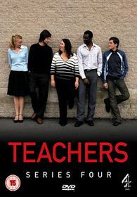 Teachers – Series 4 - (Import DVD)