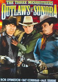 Outlaws of Sonora - (Region 1 Import DVD)