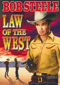 Law of the West - (Region 1 Import DVD)