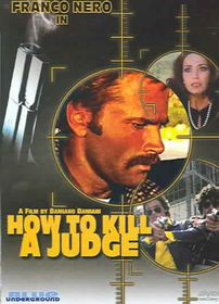How to Kill a Judge - (Region 1 Import DVD)