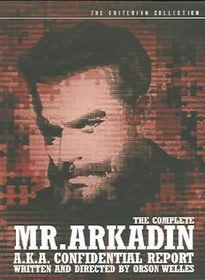 Mr. Arkadin - (Region 1 Import DVD)