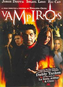 Vampiros - (Region 1 Import DVD)
