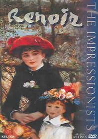 Impressionists:Renoir - (Region 1 Import DVD)