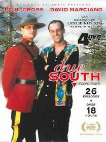 Due South:Season Three - (Region 1 Import DVD)
