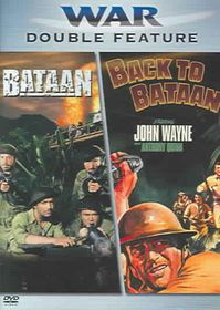 Bataan/Back to Bataan - (Region 1 Import DVD)