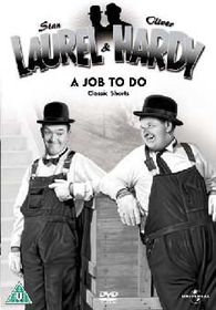 Laurel & Hardy: A Job To Do - (Import DVD)