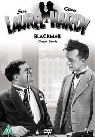 Laurel & Hardy-Blackmail (Import DVD)