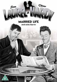 Laurel & Hardy-Married Life - (Import DVD)