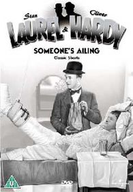 Laurel & Hardy - Someone's Ailin (Import DVD)