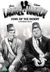 Laurel & Hardy - Sons of the Desert - (Import DVD)
