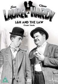 Laurel & Hardy - The Law - (Import DVD)