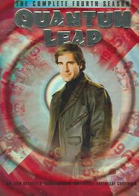Quantum Leap:Complete Fourth Season - (Region 1 Import DVD)