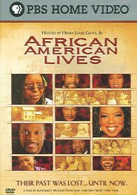 African American Lives - (Region 1 Import DVD)