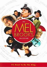Mel Brooks Box Set Collection - (Region 1 Import DVD)