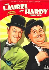 Laurel and Hardy Gift Set - (Region 1 Import DVD)