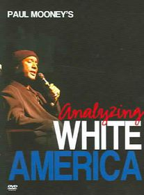 Paul Mooney:Analyzing White America - (Region 1 Import DVD)