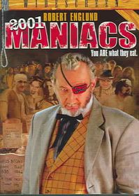 2001 Maniacs - (Region 1 Import DVD)
