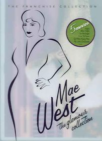 Mae West:Glamour Collection - (Region 1 Import DVD)