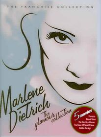 Marlene Dietrich:Glamour Collection - (Region 1 Import DVD)
