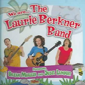 We Are the Laurie Berkner Band - (Region 1 Import DVD)