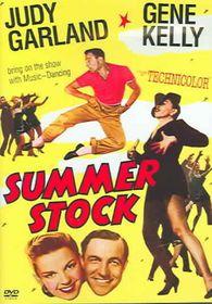 Summer Stock - (Region 1 Import DVD)